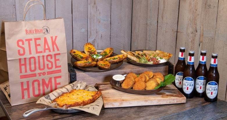 Black Angus Steakhouse now has Happy Hour To-Go Packs