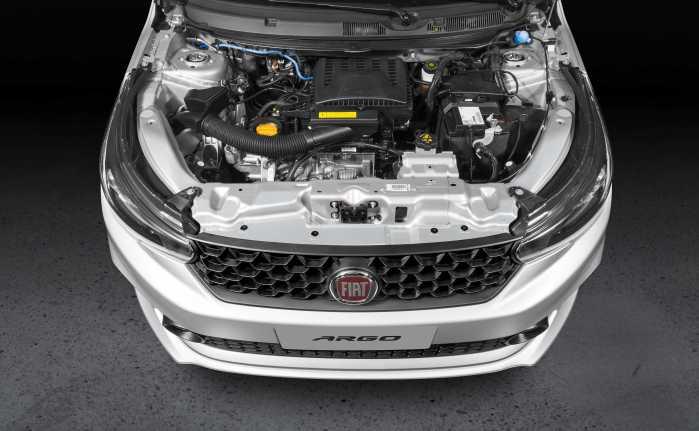 Fiat Argo Motor