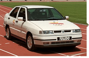 SEAT 1992