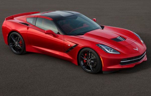 ChevroletCorvetteStingray