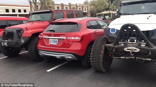 ParkingRevenge