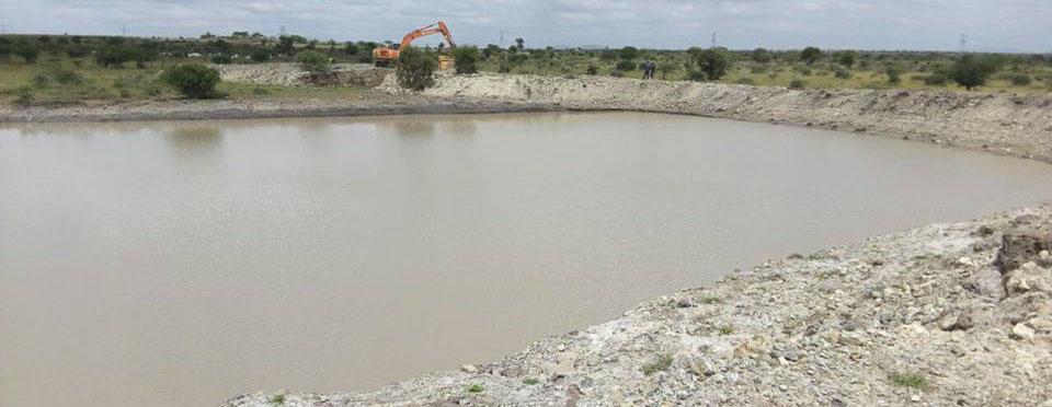 Dams Excavation