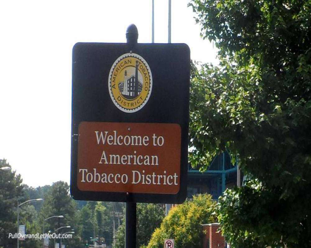 Tobacco-District
