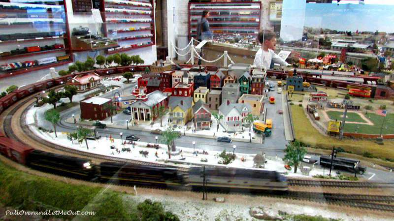 Wilson-village-and-train