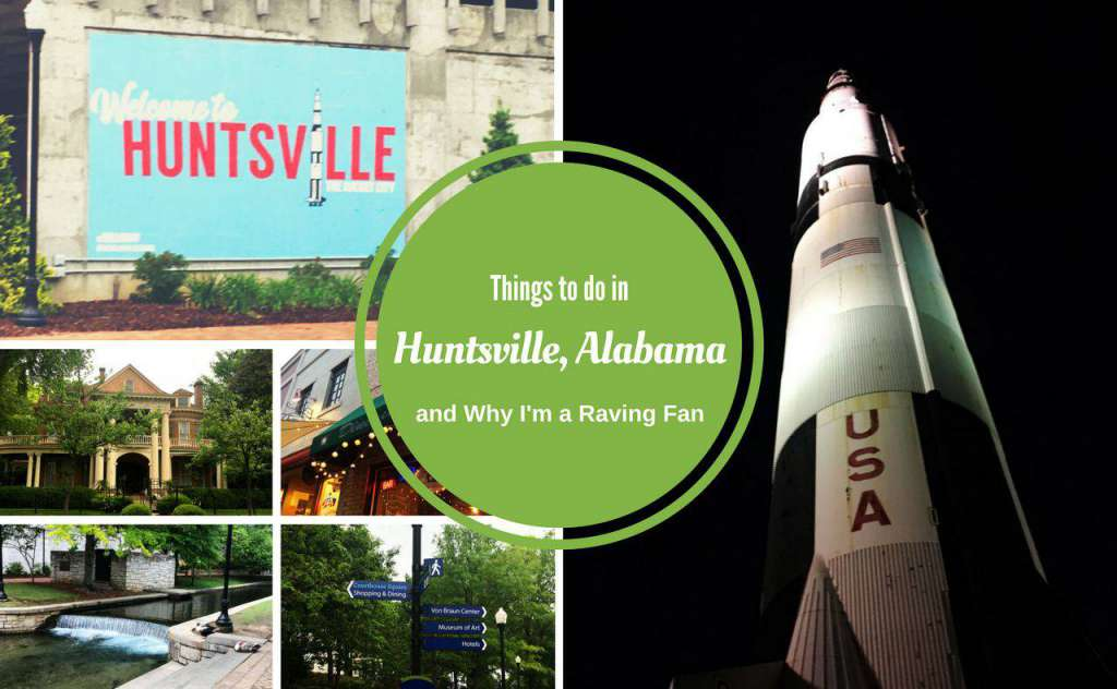 Things to do in Huntsville, Alabama PullOverandLetMeOut.com