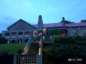 Duskt at Mountain Lake Lodge Dirty Dancing