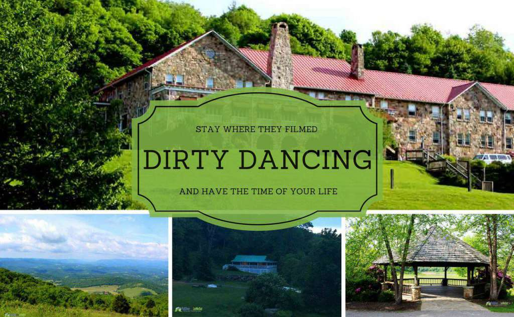 stay at the resort where 39 dirty dancing 39 was filmed and