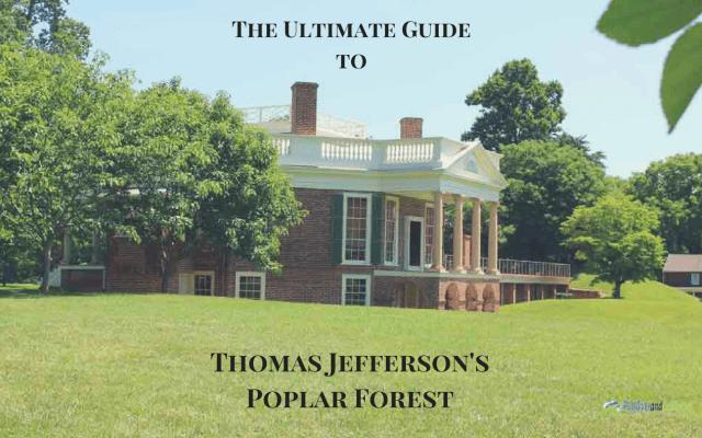 Thomas Jefferson's Poplar Forest PullOverandLetMeOut