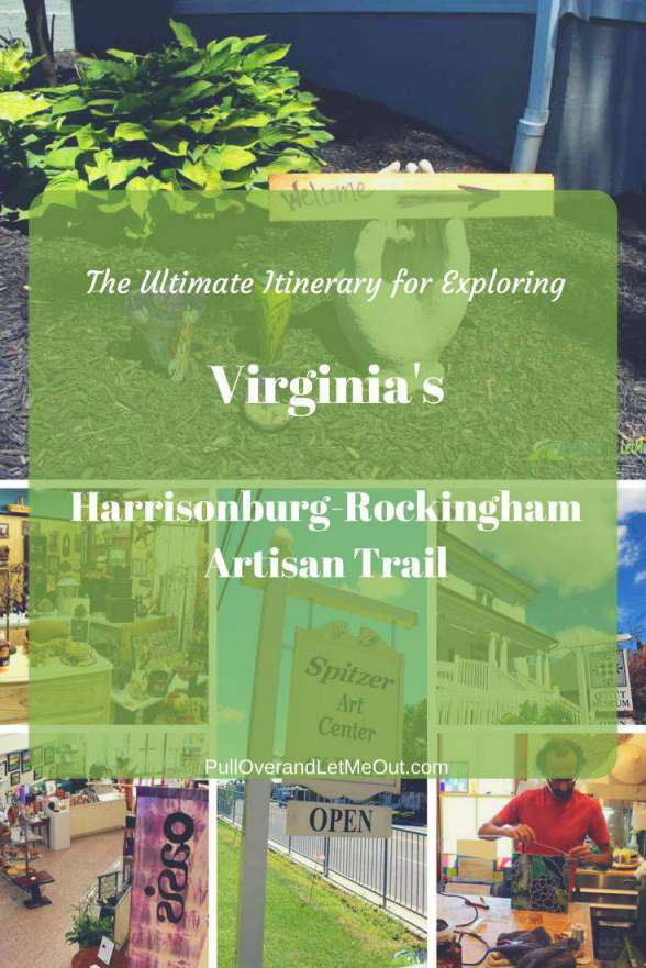 The Ultimate Itinerary for Exploring the Harrisonburg-Rockingham Artisan Trail PullOverandLetMeOut