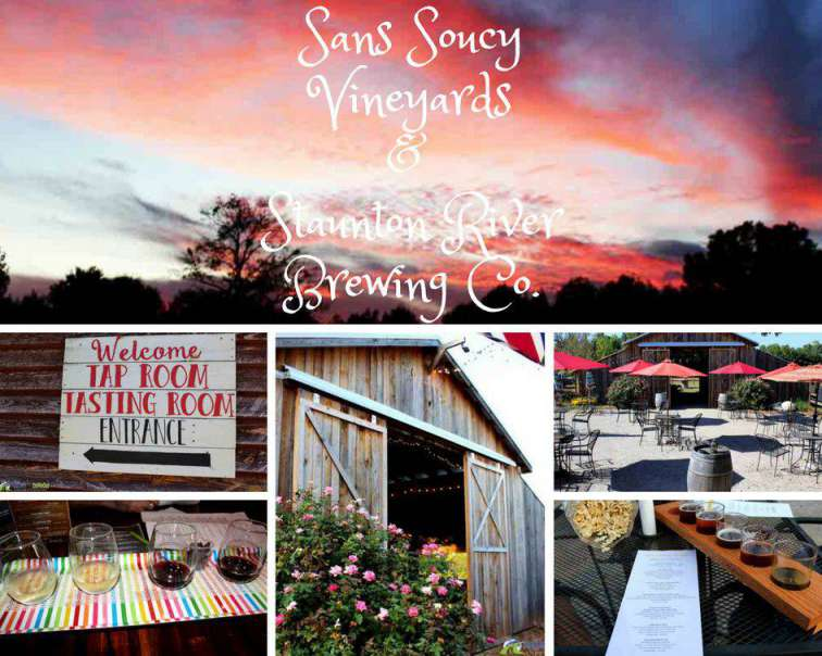 Sans Soucy Vineyard and Staunton River Brewing Co. PullOverandLetMeOut