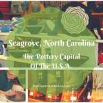 Seagrove North Carolina featured PullOverandLetMeOut