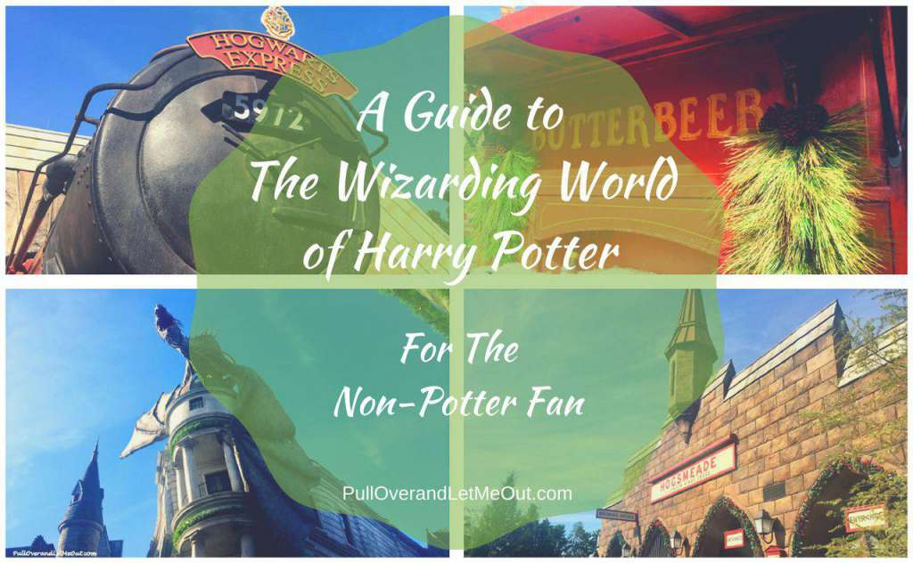 The Wizarding World of Harry Potter PullOverandLetMeOut featured image