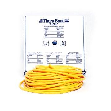 Theraband-Tubing-30-50m-leicht-gelb