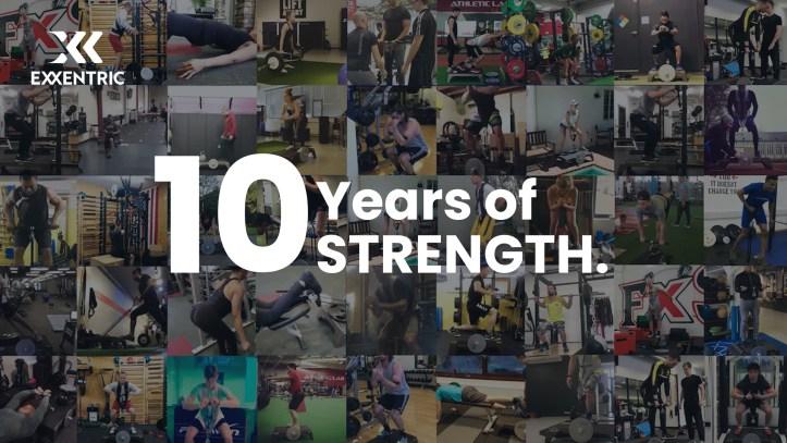 Banner Image - 10 Years Anniversary