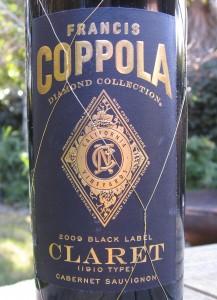2009 Coppola Claret