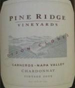 Pine Ridge Vineyards Chardonnay