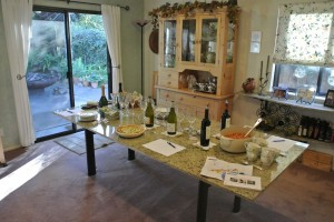 Languedoc Party Table Image
