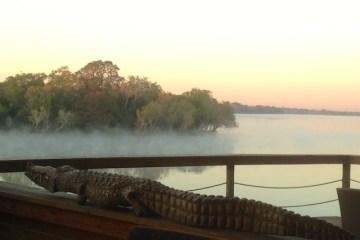 Lafupa River Camp, Zambia