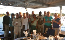 Our Ultimate Africa travel group