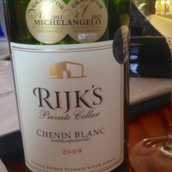 2009 Rijks Chenin Blanc