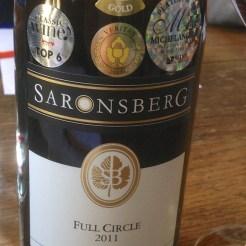 2011 Saronsberg Full Circle