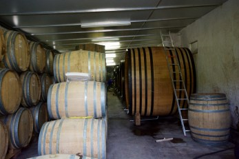 More barrels at Badenhorst