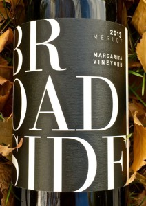 2013-Broadside-Margarita-Vineyard-Merlot