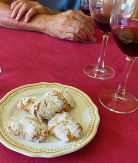 Sicilian-almond-cookies