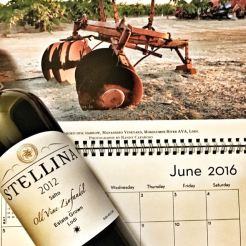 June 2016 Lodi Wine