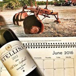 June 2016 Lodi Wine