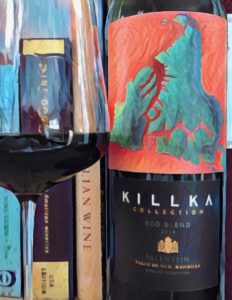 Bodegas Salentein 2014 Killka Red Blend