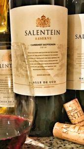 2014 Bodegas Salentein Reserve Cabernet