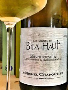 Bila-Haut Blanc for Super Bowl