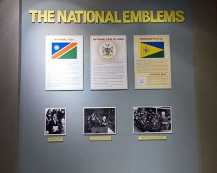 Namibian National Emblems