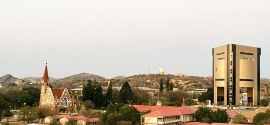 Windhoek sights