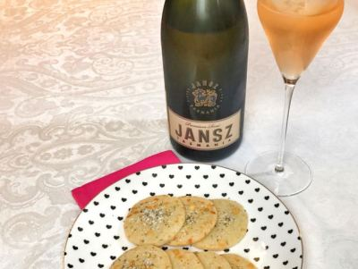 Jansz Premium Rose and Cheese Sables