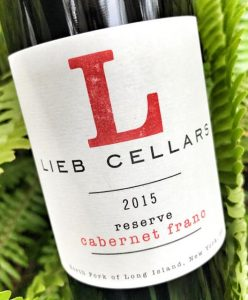 Lieb Cellars Reserve Cabernet Franc