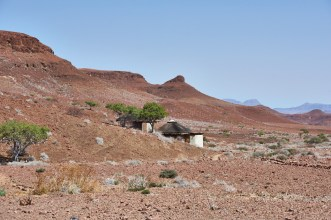 More of Damaraland Camp