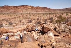 Twyfelfontein view