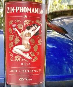 Zinphomaniac