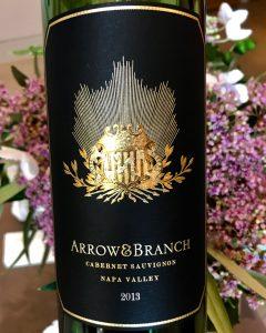 ArrowandBranch Cabernet Sauvignon