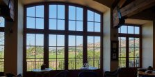 Silverado Vineyard view