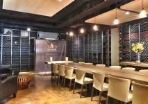 Aridus group tasting room