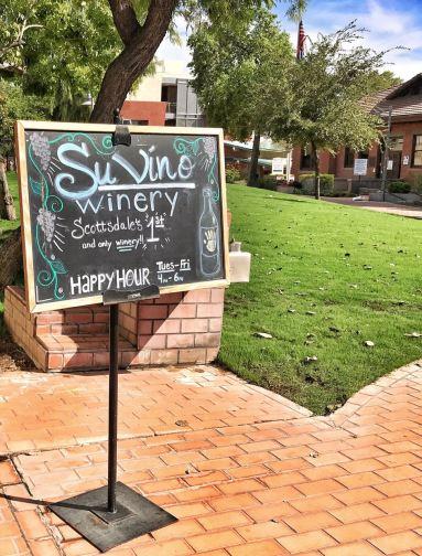 Welcome to Su Vino