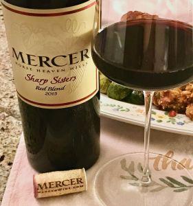 Mercer Estate Sharp Sisters Red Blend