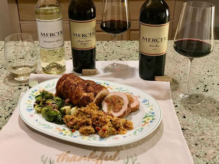 Mercer Wines and Thanksgiving Pairing