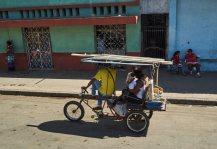 Bicitaxi transport