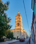 Cathedral in Camaguey