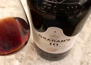Grahams 10 Tawny Port
