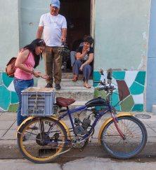 Mororized bicycle